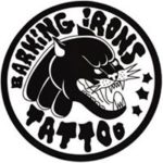 Barking Irons Tattoo Logo