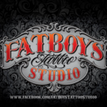 Fat Boys tattoo studio logo
