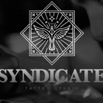 Syndicate tattoo Vejle logo