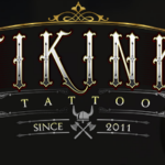Vikink tattoo logo