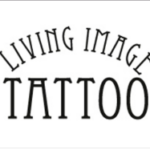 Living image tattoo herning logo