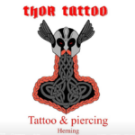 Thor tattoo herning logo